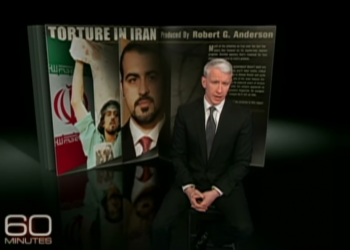 """How Ahmad Batebi Survived Torture In Iran"" My interview with  60 Minutes"